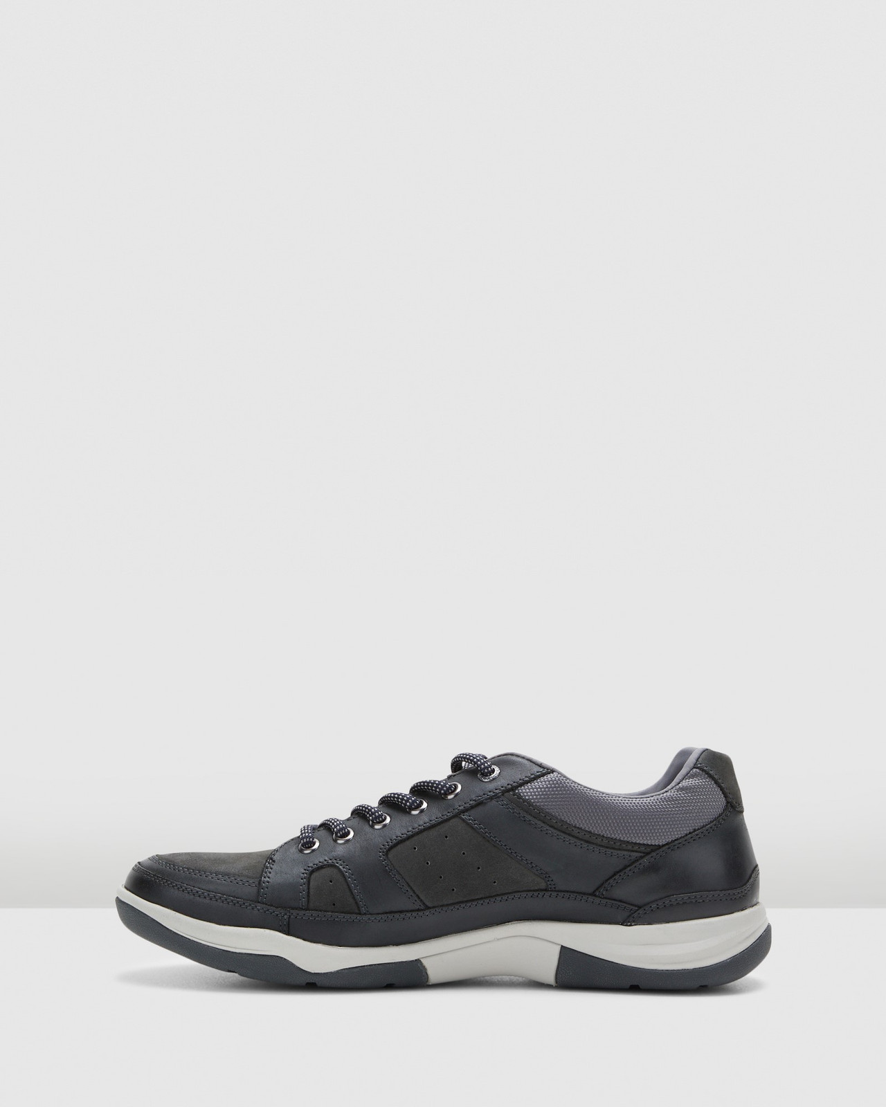 Hush Puppies  GRIFFIN Charcoal/Grey