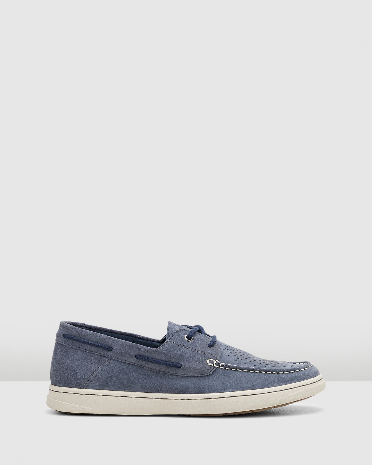 Hush Puppies  TODD Navy Suede