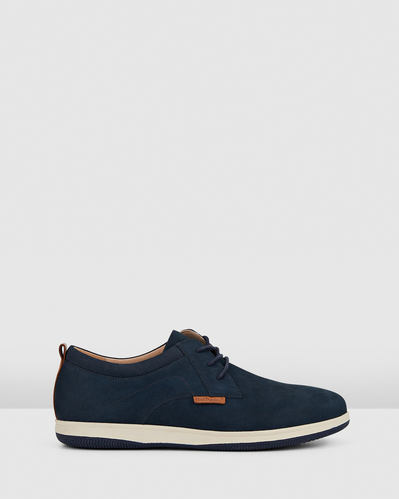 Hush Puppies  DOMINIK Navy Nubuck