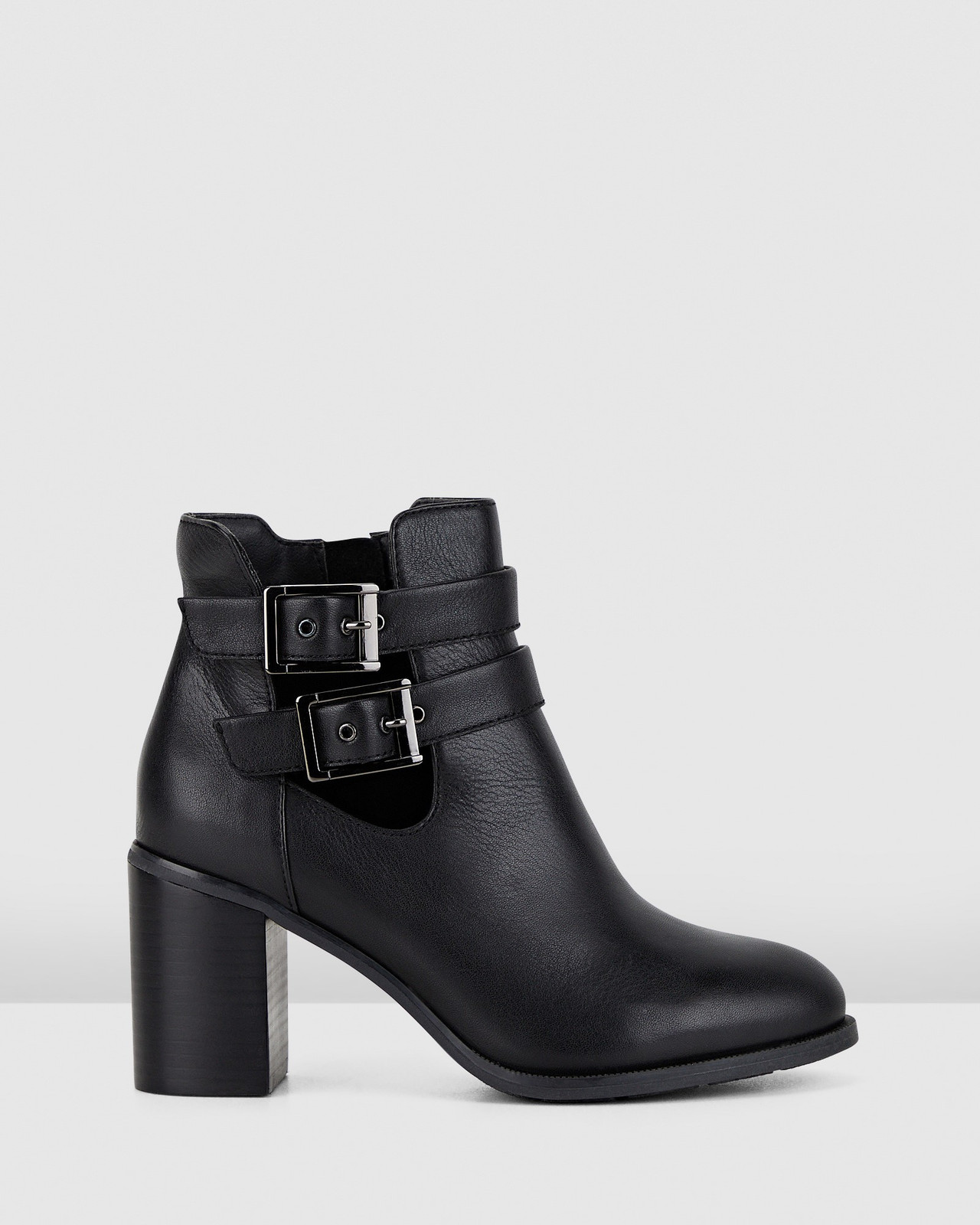 Hush Puppies  GRANDE Black