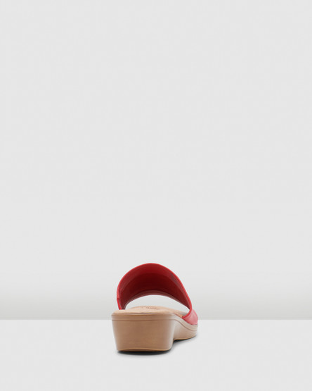 Hush Puppies Coco Red Maple
