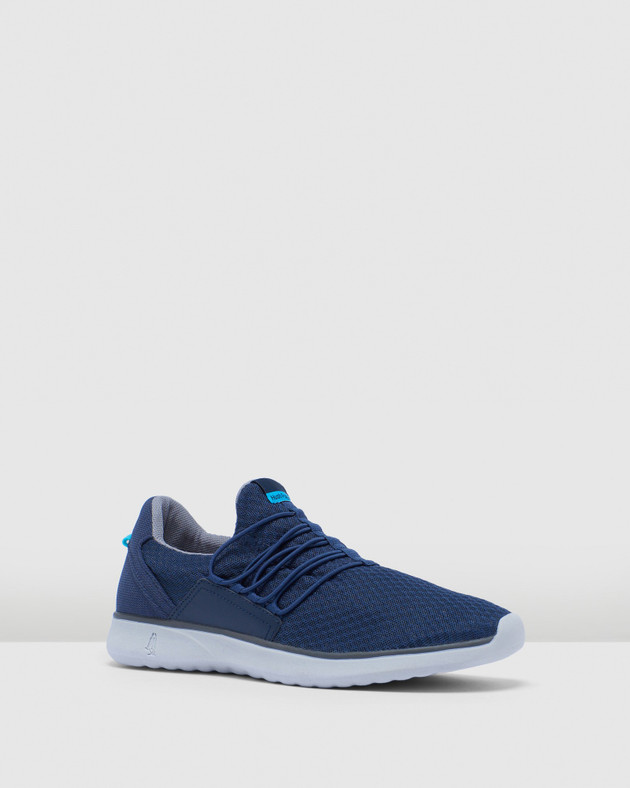 Hush Puppies Mens Navy  The Good Bungee M
