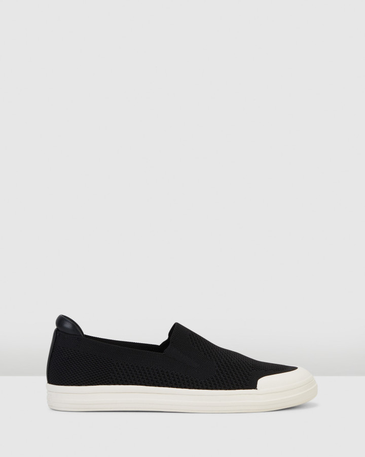 Hush Puppies Comino Black