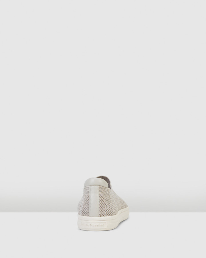 Hush Puppies Comino Taupe Multi