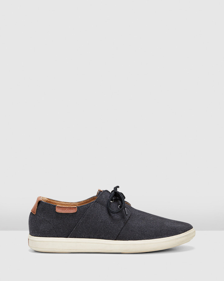 Hush Puppies Savage Dark Charcoal