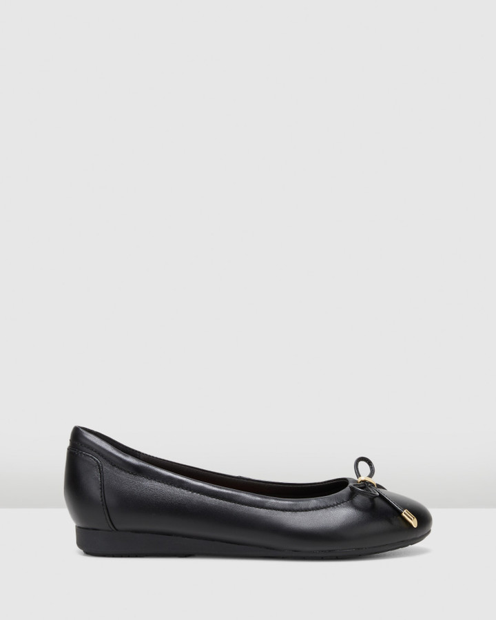 Hush Puppies The Ballet Black