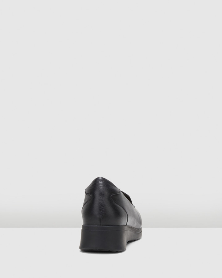 Hush Puppies The Loafer Black