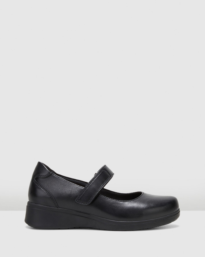 Hush Puppies The One Bar Black