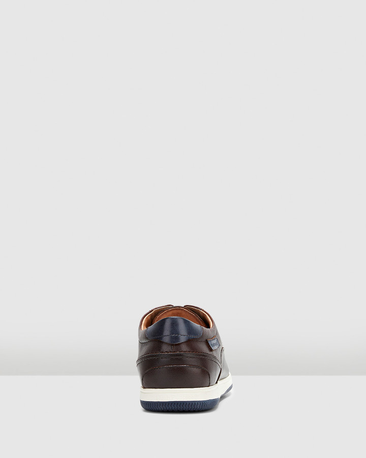 Hush Puppies Dusty Cognac Burnish