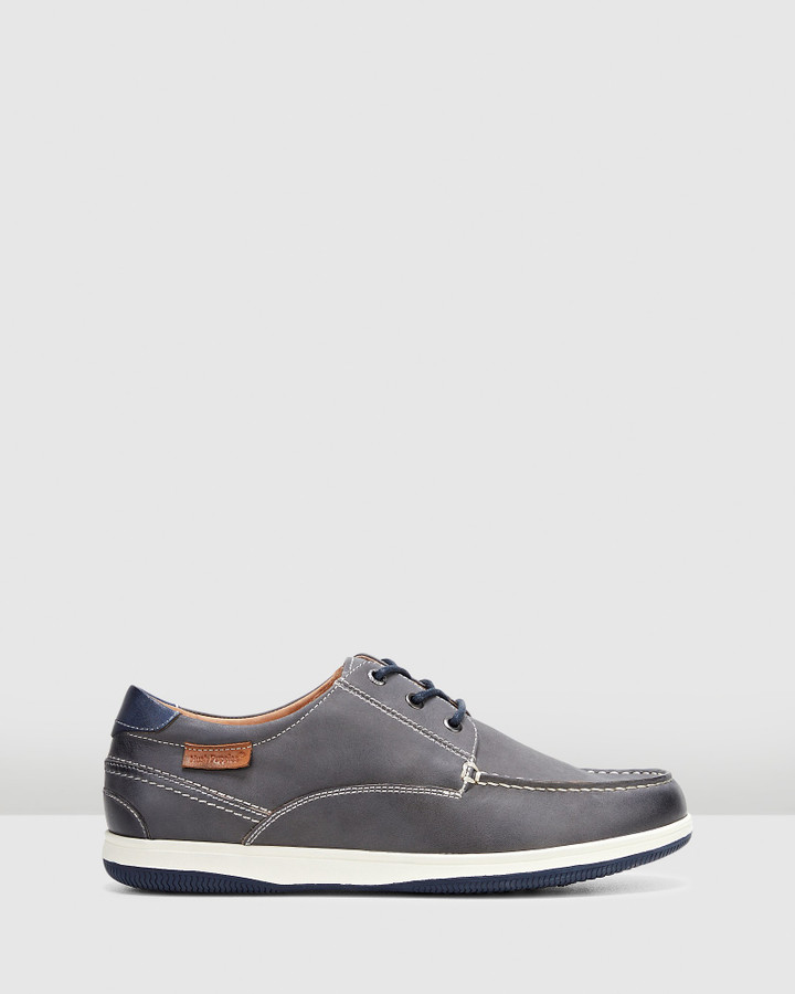 Hush Puppies Dusty Iron Burnish
