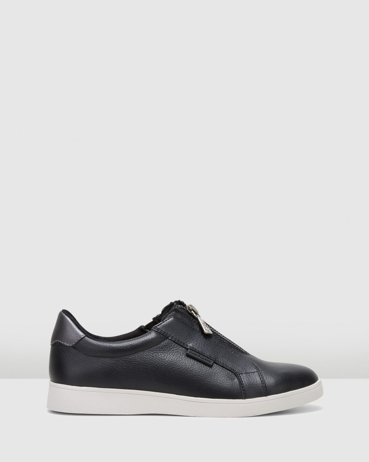 Hush Puppies Montana Black