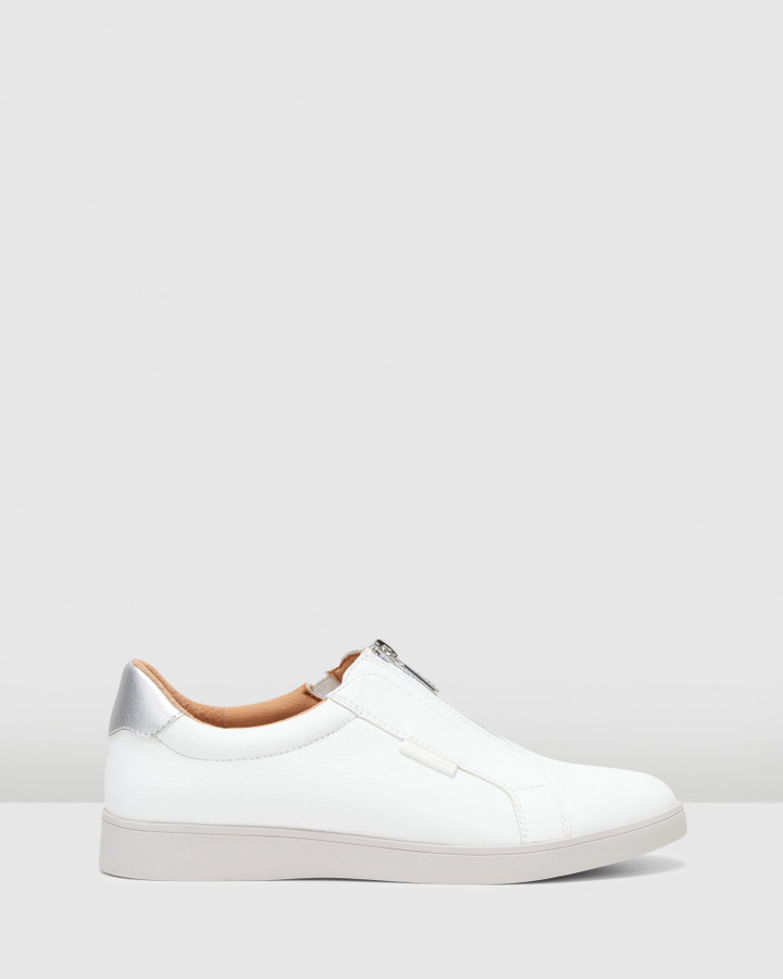 Hush Puppies Montana White