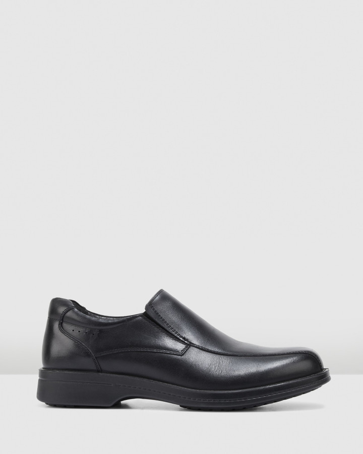 Hush Puppies Noel Black