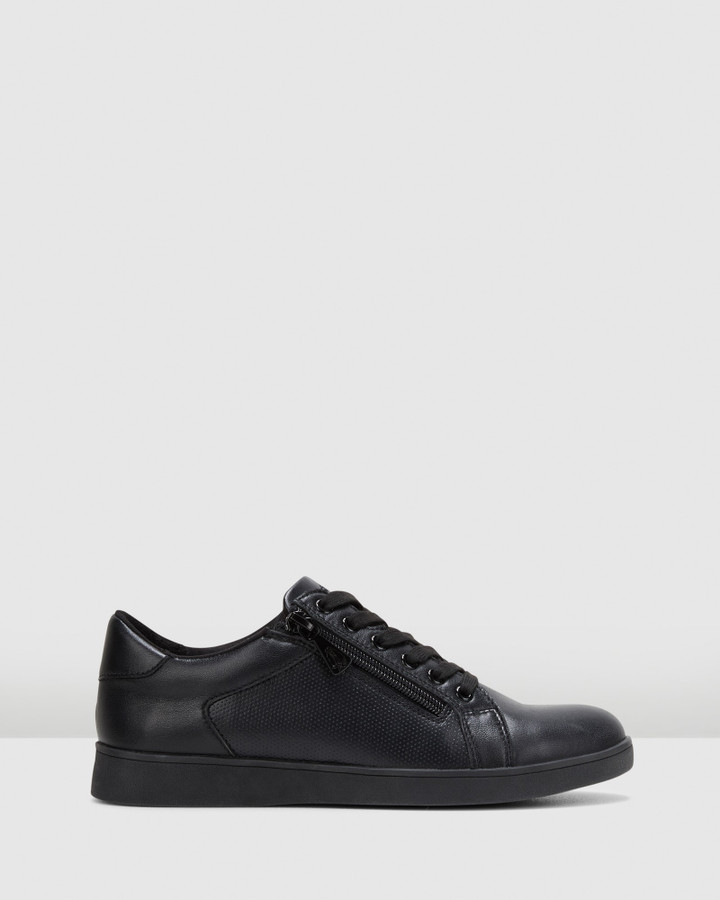 Hush Puppies Mimosa Black/Black