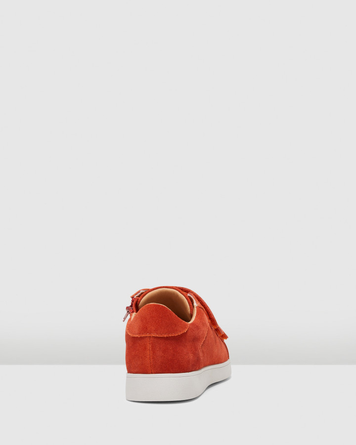 Hush Puppies Mojito Rust Suede