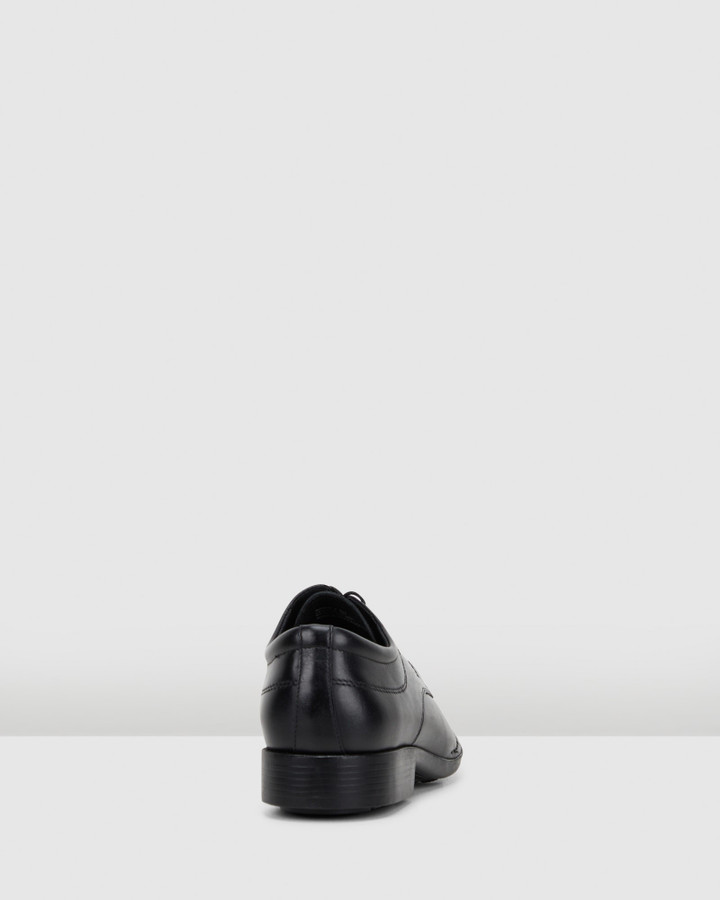 Hush Puppies Manor Black