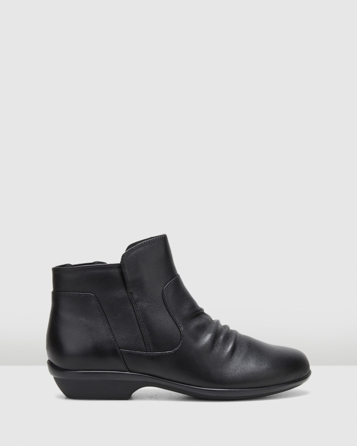 Hush Puppies Patty Black