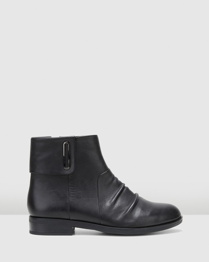 Hush Puppies Harriet Black