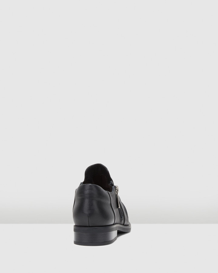 Hush Puppies Harbin Black