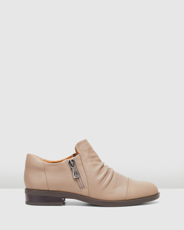Hush Puppies Harbin Taupe