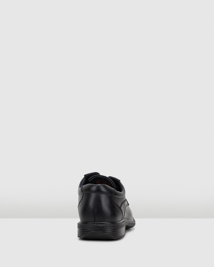 Hush Puppies Note Black