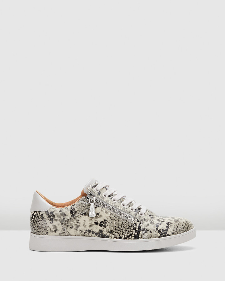 Hush Puppies Mimosa Natural Snake