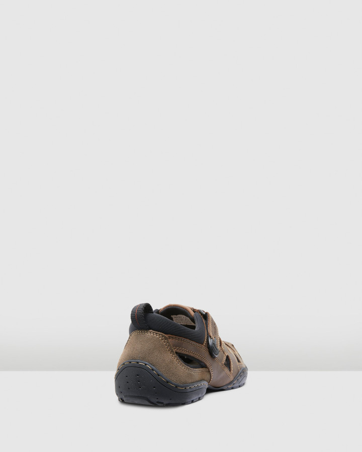 Hush Puppies Sentry Brown