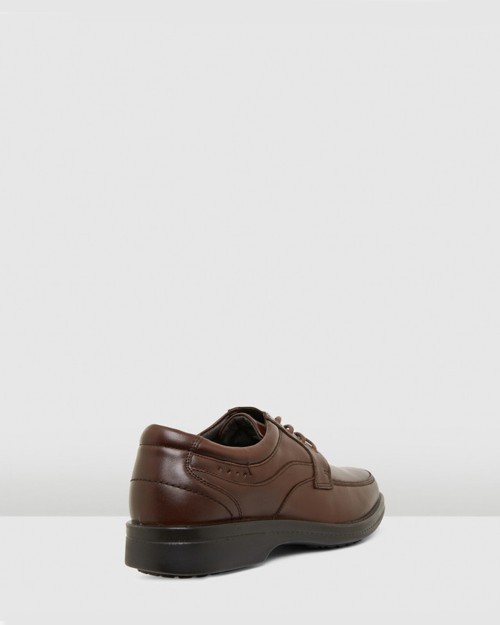 Hush Puppies Nigel Brown