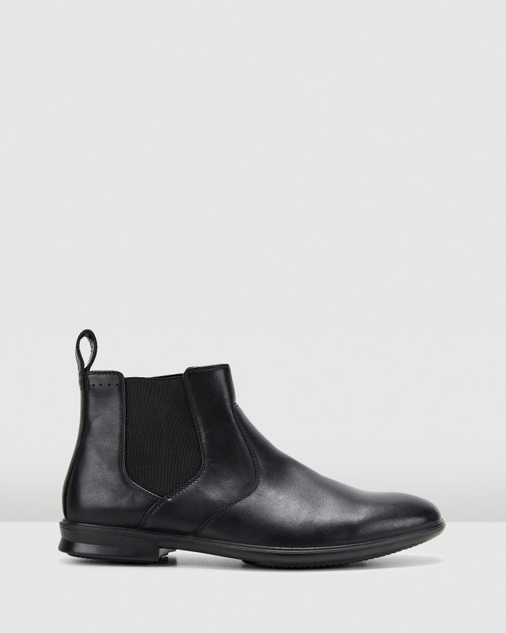 Hush Puppies Carter Black