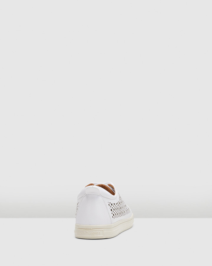 Hush Puppies Callie White