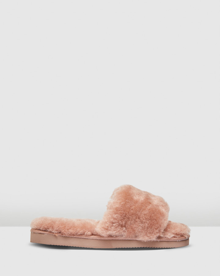 Hush Puppies Lust Winter Blush