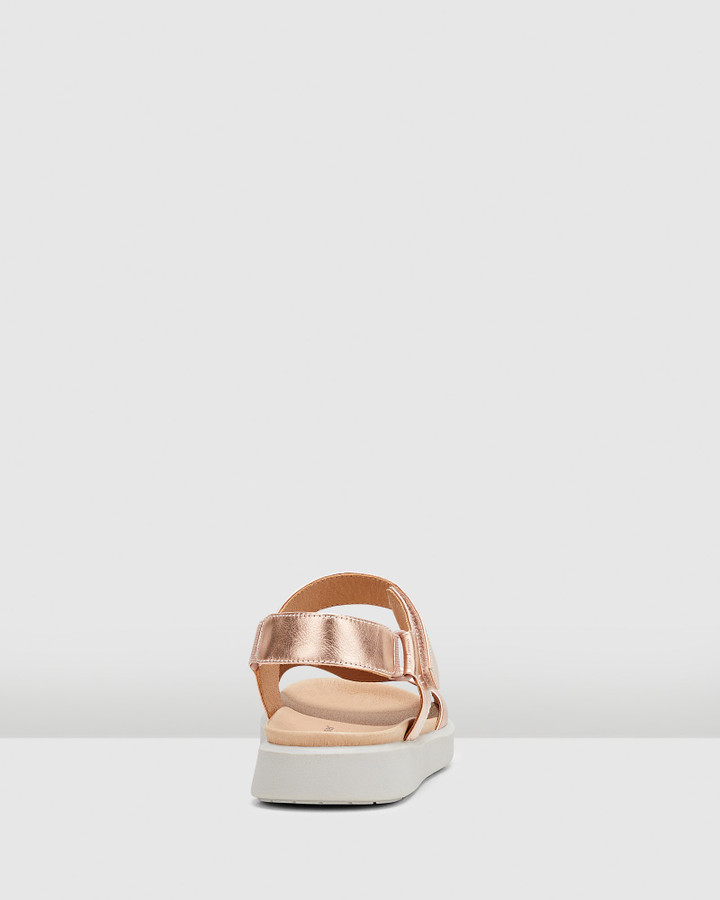 Hush Puppies Mala Rose Gold