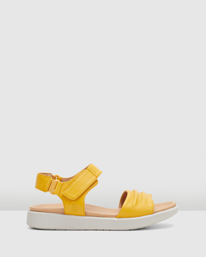 Hush Puppies Mala Tuscan Yellow