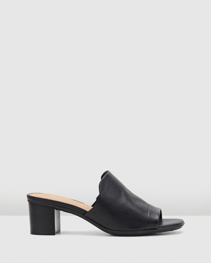 Hush Puppies Oriana Black