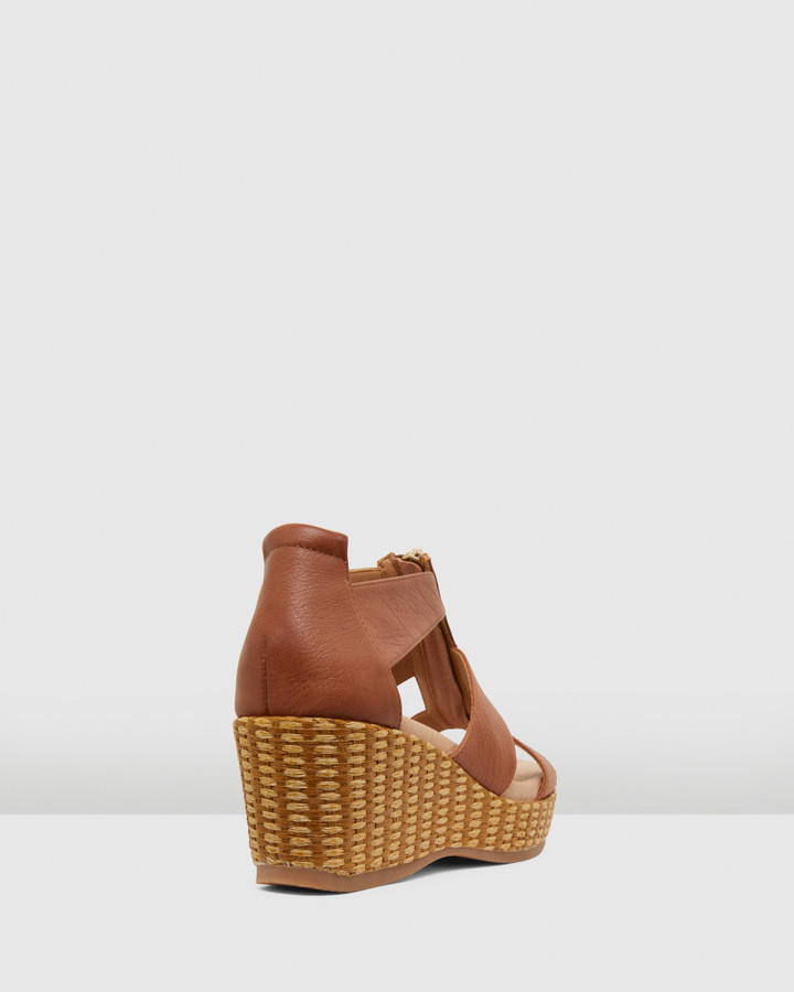 Hush Puppies Anuta Tan