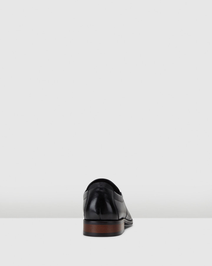 Hush Puppies Wellington Black