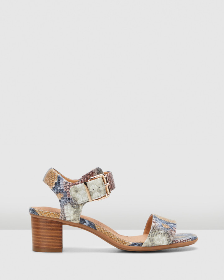 Hush Puppies Olivia Multi Snake