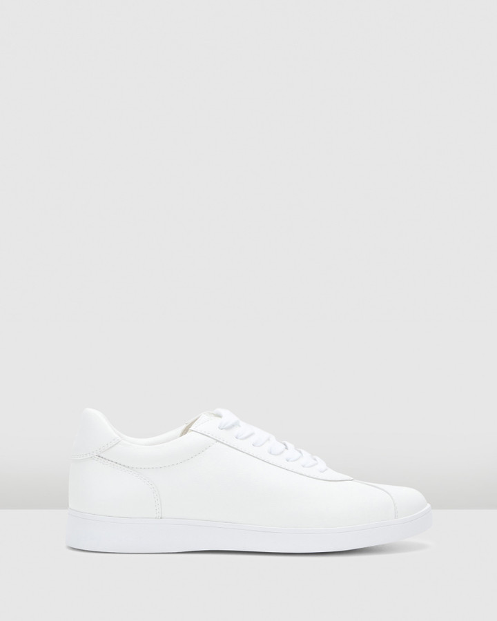 Hush Puppies Magic White