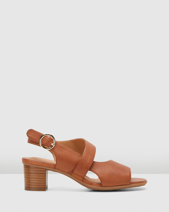 Hush Puppies Orleander Tan