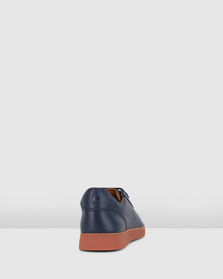 Hush Puppies Magic Navy
