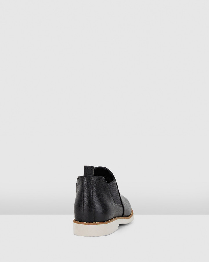 Hush Puppies Dixie Black