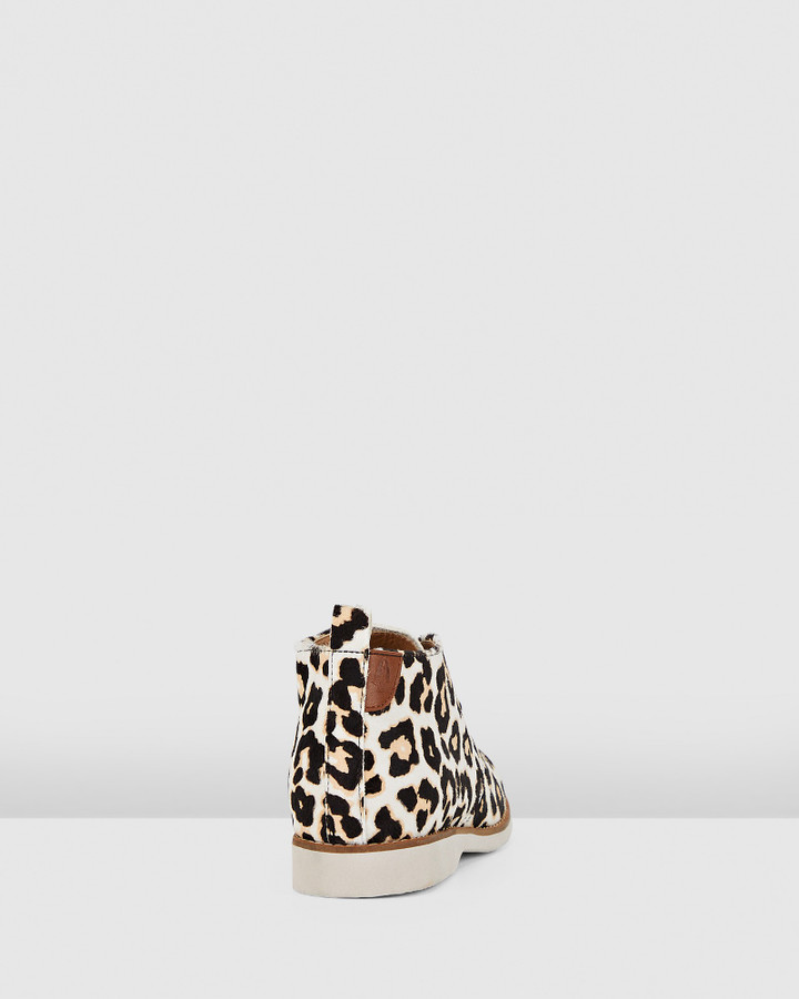 Hush Puppies Deena Leopard