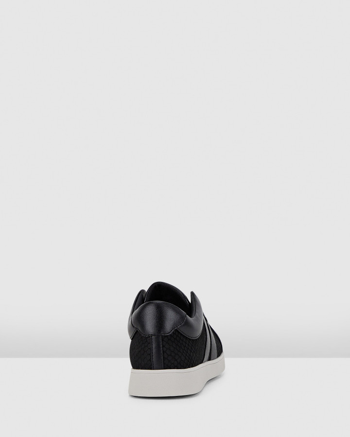Hush Puppies Morgan Black