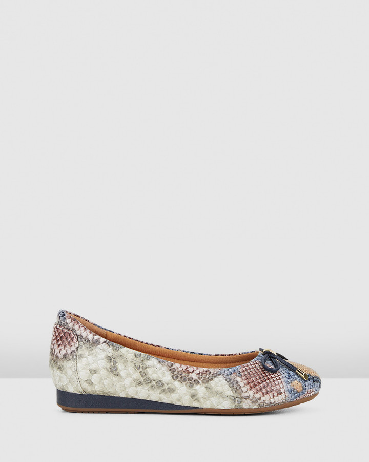 Hush Puppies The Ballet Multi Snake