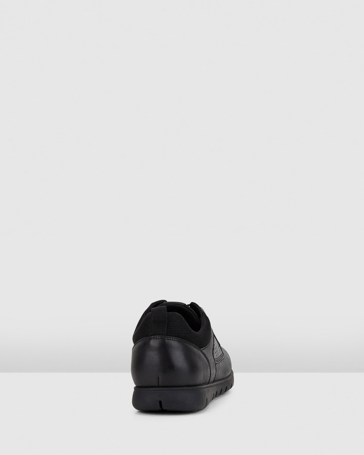 Hush Puppies Trey Black