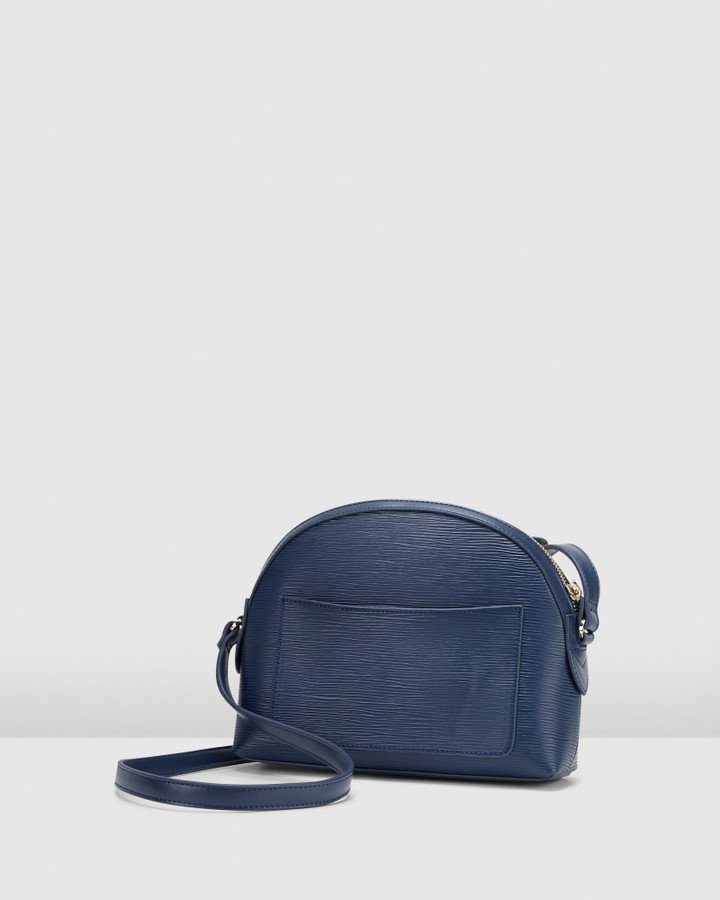 Hush Puppies Katey Sling Navy