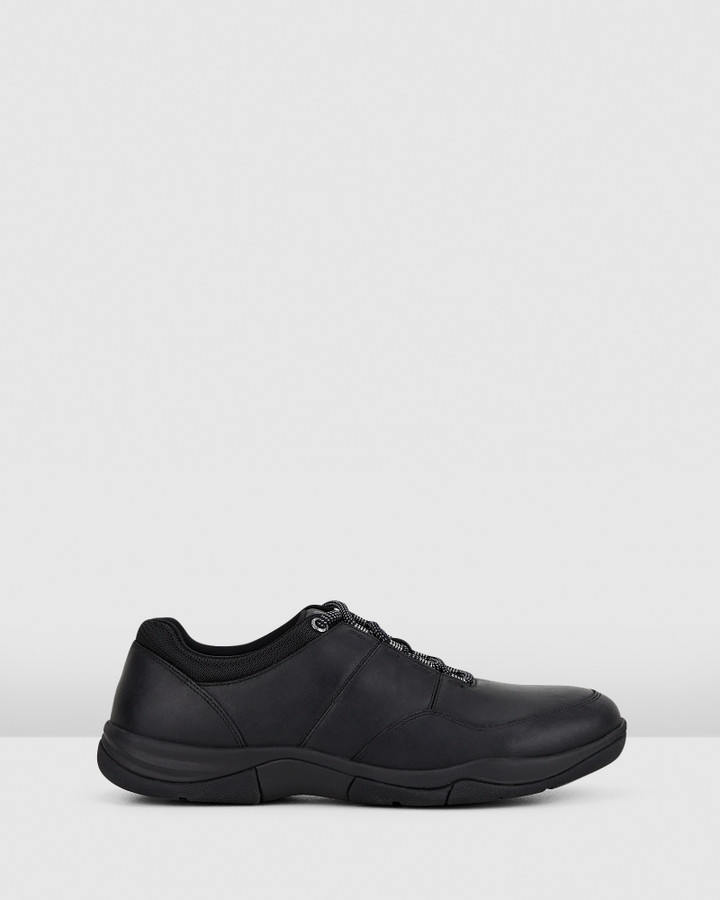 Hush Puppies Glacier Black