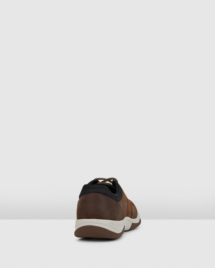 Hush Puppies Glacier Brown
