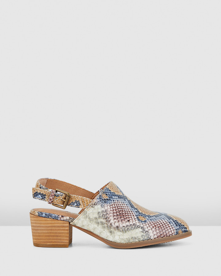 Hush Puppies Charli Multi Snake