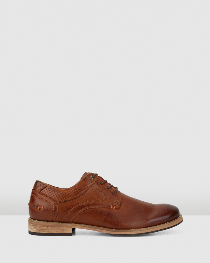Hush Puppies Belford Tan